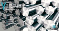 Forte Precision Metals, Inc. is your one-stop shop for all your steel requirements ranging from sizes and lengths with high quality and tolerance.