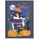 All Hallow's Eve Fleece Blanket #halloween #happyhalloween #halloweenparty #halloweenmakeup #halloweencostume
