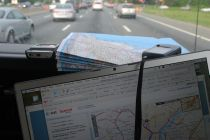 Planning on bugging-out?  Of course you already have the road maps that will need  - Right?