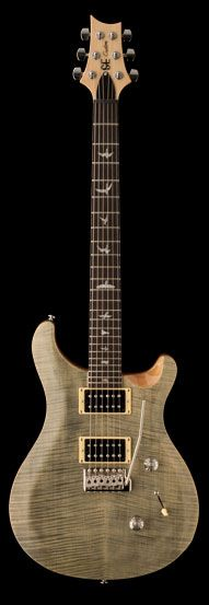 PRS-Guitars SE Custom 24 Trampas Green