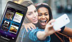 Win a Blackberry Z30