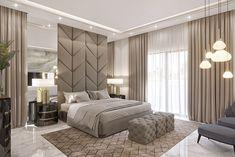 Simple and elegant minimalist bedroom decor designs ideas – Home Decorations, Closet Organization Interior Design Dubai, Luxury Bedroom Design, Modern Interior, Bedroom Layouts, Suites, Minimalist Bedroom, Luxurious Bedrooms, Bedroom Decor, Exterior Doors