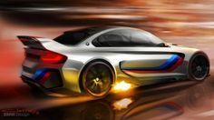 BMW Presents It's Virtual Vision In Gran Turismo