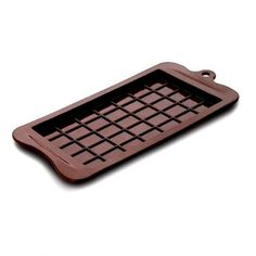 """Molde silicona para chocolates """"Tableta"""""""