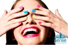 Manos y Pies Perfectos! 50% de Descuento en Manicure + Pedicure + Parafina + Diseño de Uñas + Terapia de Recuperación de Pies en Sense Belleza & Armonía.