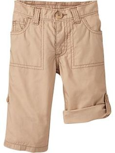 Roll-Up Pants for Baby | Old Navy Size: 3-6 month