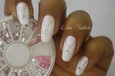 """Résultat de recherche d'images pour """"nail art glamour"""""""