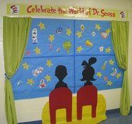 dr seuss door decorating ideas - Google Search