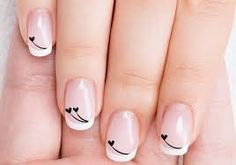 valentines day nails - Google Search