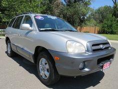 2005 Hyundai Santa Fe Used Cars Chico Ca
