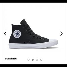 c86c7a99c63795 9 Best Black Chuck Converse All Stars Size 9 images