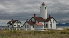 New Sequim Dungeness Lighthouse www.WashingtonStateDestinations.com