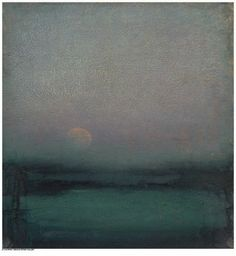 Gerald Peters Gallery   Works   The Moon Hangs Like Heaven