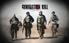 Generation Kill Review - Television - www.jamesdenselow.com