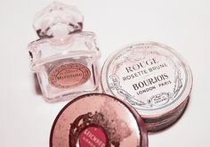 lovely vintage cosmetics