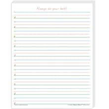 "Smart Start 1-2 8.5"" x 11"" Writing Paper, 4 Pack"