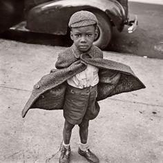 Butterfly Boy NYC 1949 - #truenewyork #lovenyc
