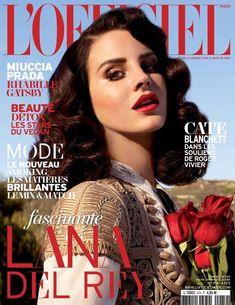 Lana Del Rey/L'Officiel