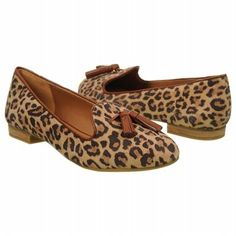 Lucky Brand // Leopard Dolce Shoes