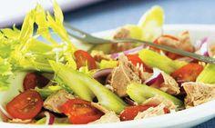 Receitas de saladas para o verão