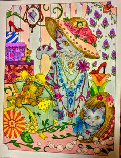 Joan Bosotina colorist