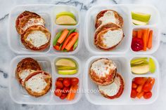 This is an easy school lunch that you can make in about a minute if you  done a little bit of advance prep.  Yes, you've seen these before. English…