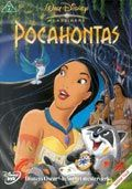 Pocahontas - Disney - DVD