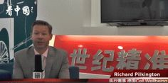 Richard Pilkington - Cell Wellbeing Launches In China