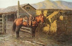 Western Images LTD specializes in selling western art prints for your home. Beautiful western limited editions, open editions, rugs, bits and spurs and books. Western Photo, Western Art, Cowboy Artwork, Cowgirl Pictures, Cowboy Horse, Ecole Art, Equine Art, Mountain Man, Horse Art