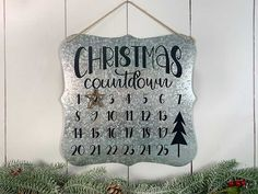 15+ DIY Christmas Countdown Advent Calendar Ideas - Burton Avenue