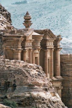 #Viagem. Petra, Jordan