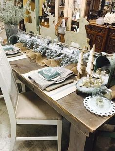 March Displays At Mill 77 Consignment Store Chic