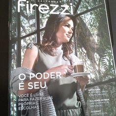 ALEGRIA DE VIVER E AMAR O QUE É BOM!!: BRINDES E AMOSTRAS GRÁTIS #27 - REVISTA FIREZZI