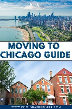 Ready to take the leap and move to Chicago? I don't blame you, Chicago truly has it all. This post will provide tips to help with your move to Chicago including how to find a place, how to set up utilities, helpful apps to download, and more! Moving To Chicago, Chicago Travel, Department Of Environment, Holiday Train, Recycle Cans, Chicago Neighborhoods, Yard Waste, Moving Services, Local Events