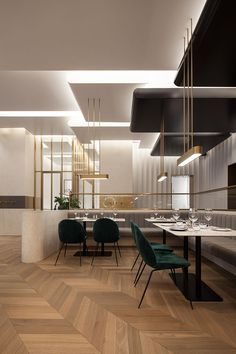 Gaga Chef by COORDINATION ASIA in Shenzhen/China | #restaurant #bar #cafe #interior #design #shenzhen #coordination #asia  #fine #dining