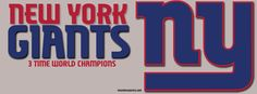 The New York Giants are in the Super Bowl. Support the G-men with this Facebook Timeline Cover.