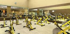 Hyatt Regency Minneapolis - StayFit Athletic Club  The recently renovated 43,000 square foot StayFit Athletic Club features basketball, racquetball, fitness classes, and massage services.