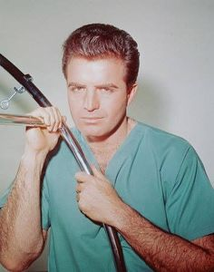 If you were born in that year TV launched a new series about a doctor - Ben Casey with Vince Edwards in the title role was a hit out the door that year. Great Tv Shows, Old Tv Shows, Vince Edwards, Ben Casey, Dr Ben, Tv Doctors, Hot Hunks, Vintage Movies, Vintage Tv