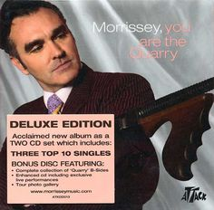 Morrissey - You Are The Quarry (CD, Album) at Discogs