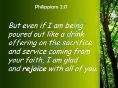 philippians 2 17 i am glad and rejoice powerpoint church sermon Slide03  http://www.slideteam.net/