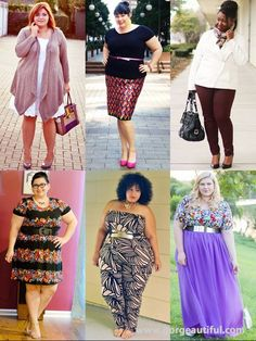 Spring Summer 2014 Trend Plus Size Blogger