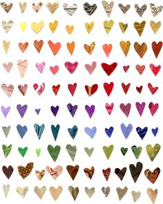 hearts // corazones