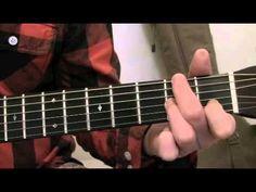"A - D7 - E7 progression based on ""How Long Blues"" part 1"