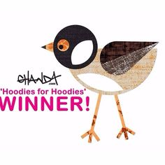 Congrats to Carly - our December winner of the #SavetheHoodie 'Hoodies for Hoodies' draw sponsored by @ghandaclothing Torquay.  There's a chance to win one every month... Share the official 'Hamish the Hoodie' image - see our Save The Hoodie page or check out all the details at http://ift.tt/1NKzJw3  #hoodedplovers #birdlife #greatoceanroad #surfcoast #givethemspace #hoodies #competition #win #hoodiesforhoodies by savethehoodie