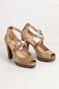 Star-Crossed Heels - anthropologie.com