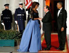 Wow, was für ein Kleid. Ausgedacht hat es sich die venezolanisch-amerikanische...