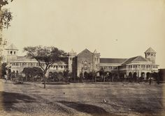 Military Finance Offices, Pune  c.1870