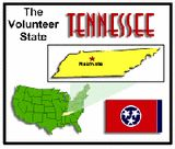 Tennessee State Unit Study - Geography, State Symbols & Facts