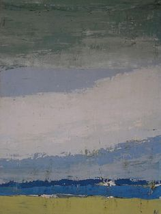 ladylimoges:  Nicolas de Stael, Sky in Honfleur, 1952