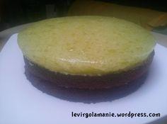 Torta LT (lemon tropical)